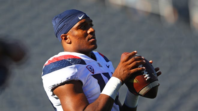 The Arizona Wildcats, with QB Khalil Tate, could be a team to watch in 2018.