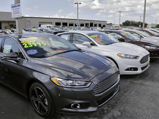 Used cars are selling for record average prices these