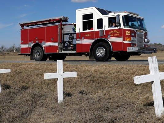AP CHURCH SHOOTING HOSPITALIZED CHILD A USA TX