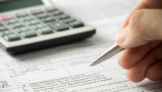 If you are waiting until the last minute to file, don't forget to take advantage of homeowner-related tax deductions.