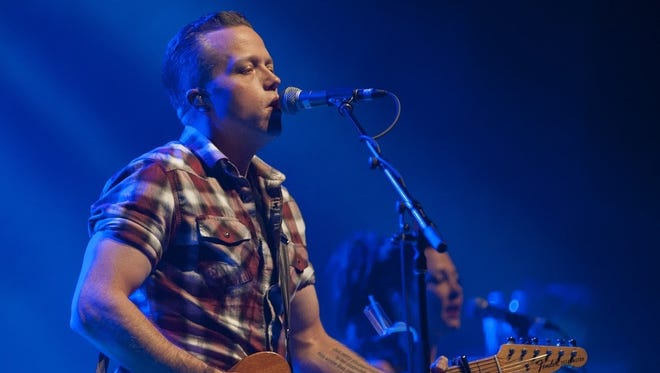 Jason Isbell will perform Jan. 27 at the Murat Theatre in Old National Centre.