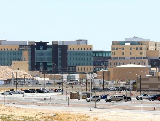 Fort Bliss Hospital-1