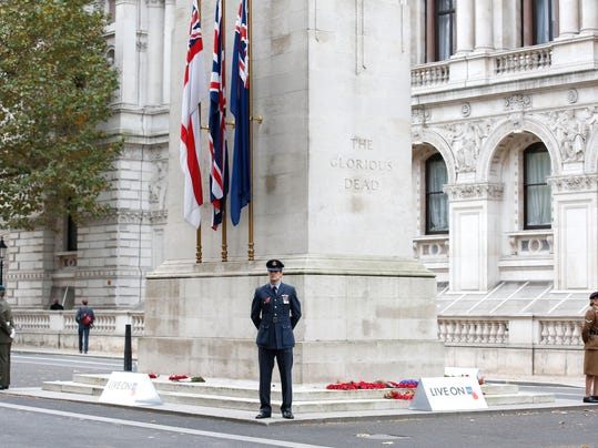 'The Watch' Marks Launch Of The Royal British Legion's Poppy Appeal