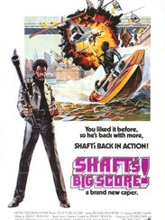 "The sequel arrived just one year after ""Shaft."""
