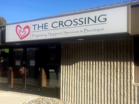 The Crossing of Manitowoc County, 205 N. Eighth St., in Manitowoc on Dec. 7.