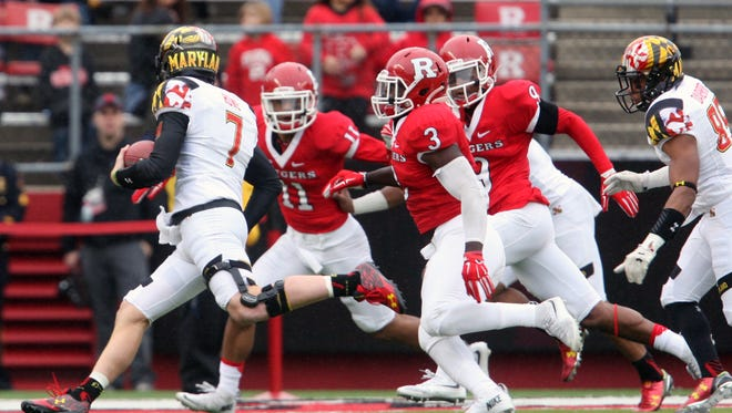 Rutgers and Maryland have played two thrilling games as Big Ten rivals and now may be on the field at Yankee Stadium in 2017.