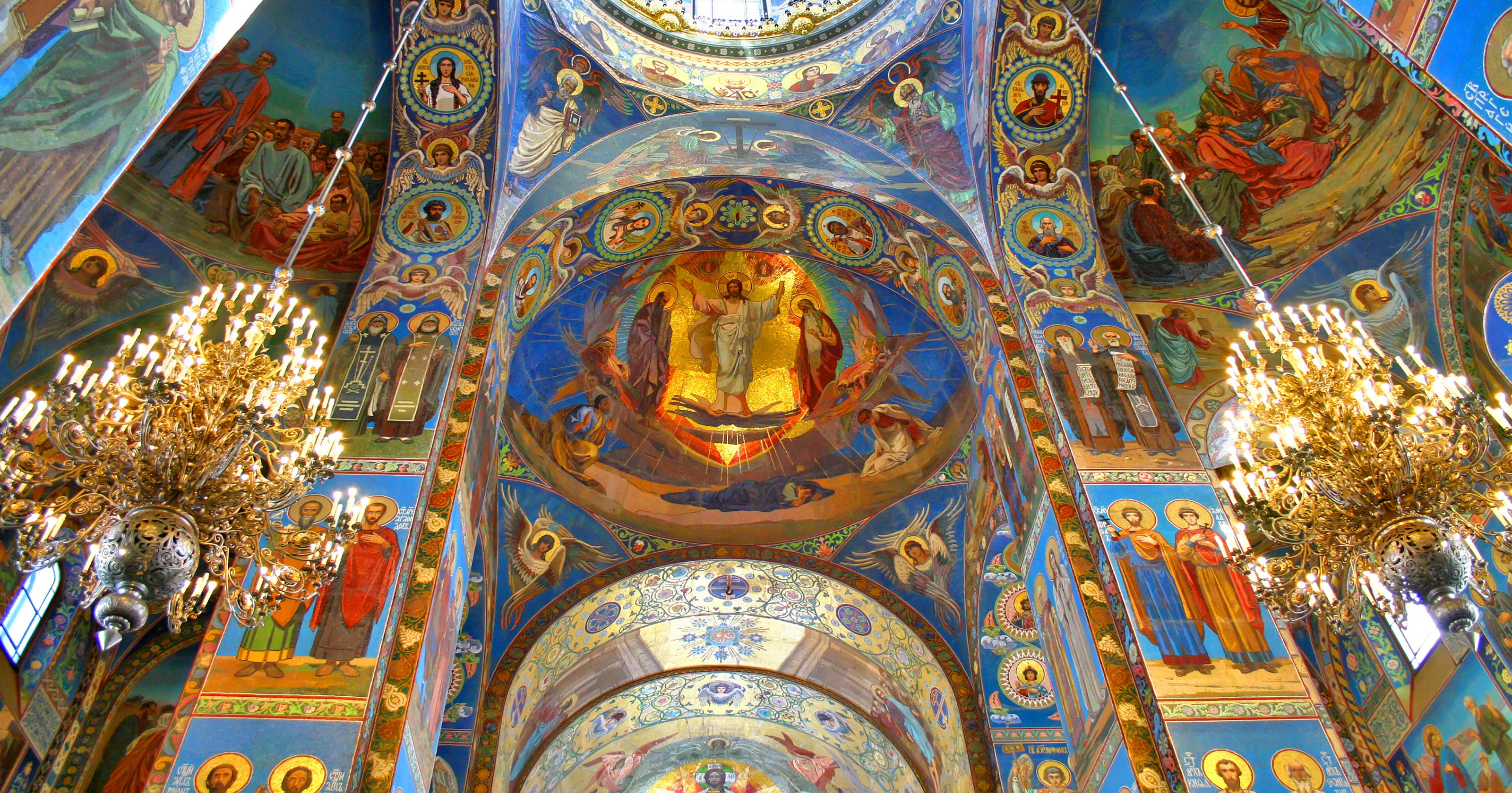 10 Great Ceilings Around The World