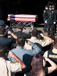 Members of all branches of law enforcement, fire, first
