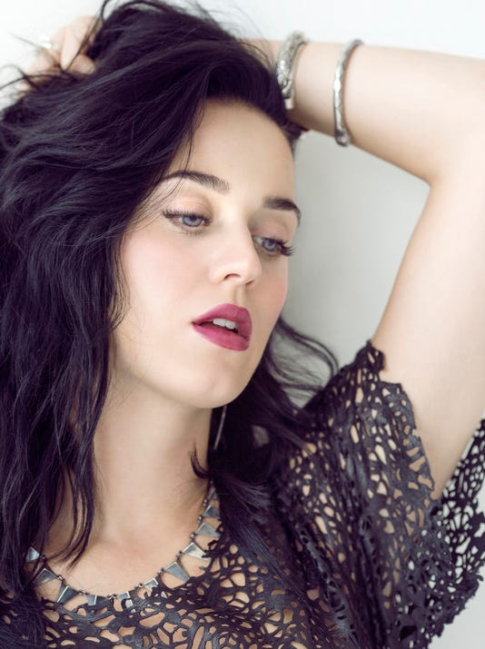 Katy Perry cover story art