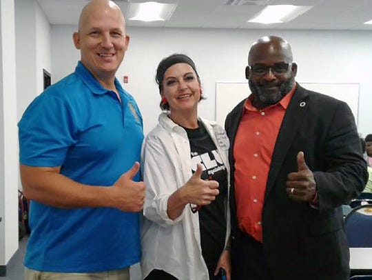 City of Port St. Lucie Mayor Greg Oravec, Boys & Girls