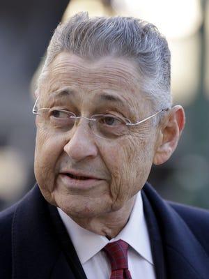 Former New York Assembly Speaker Sheldon Silver