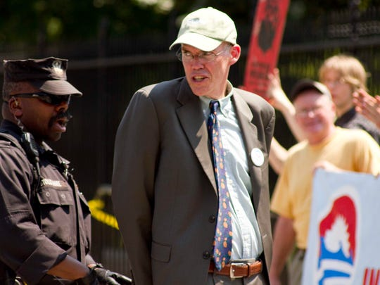 Bill Mckibben, Author and Co-Founder of 350.org, was