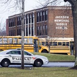 Jackson Middle School 7th-grader who shot himself at school has died