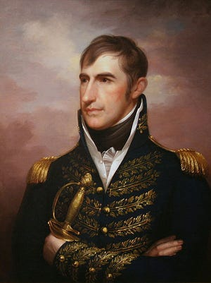 William Henry Harrison's shortest presidency in U.S. history was not caused by inclement weather on inauguration day.