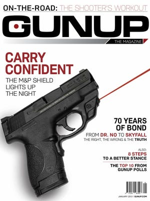 GunUp publishes a magazine along with digital content.
