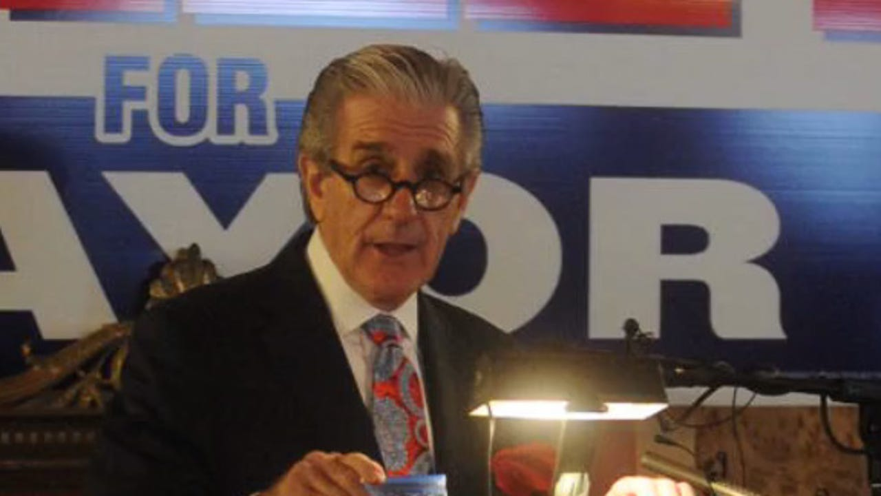 Robert Briley announces plans to run for mayor of Abilene.