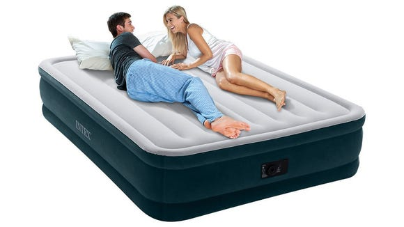 Get rid of your old, sagging air mattress—this one's only $35 right now