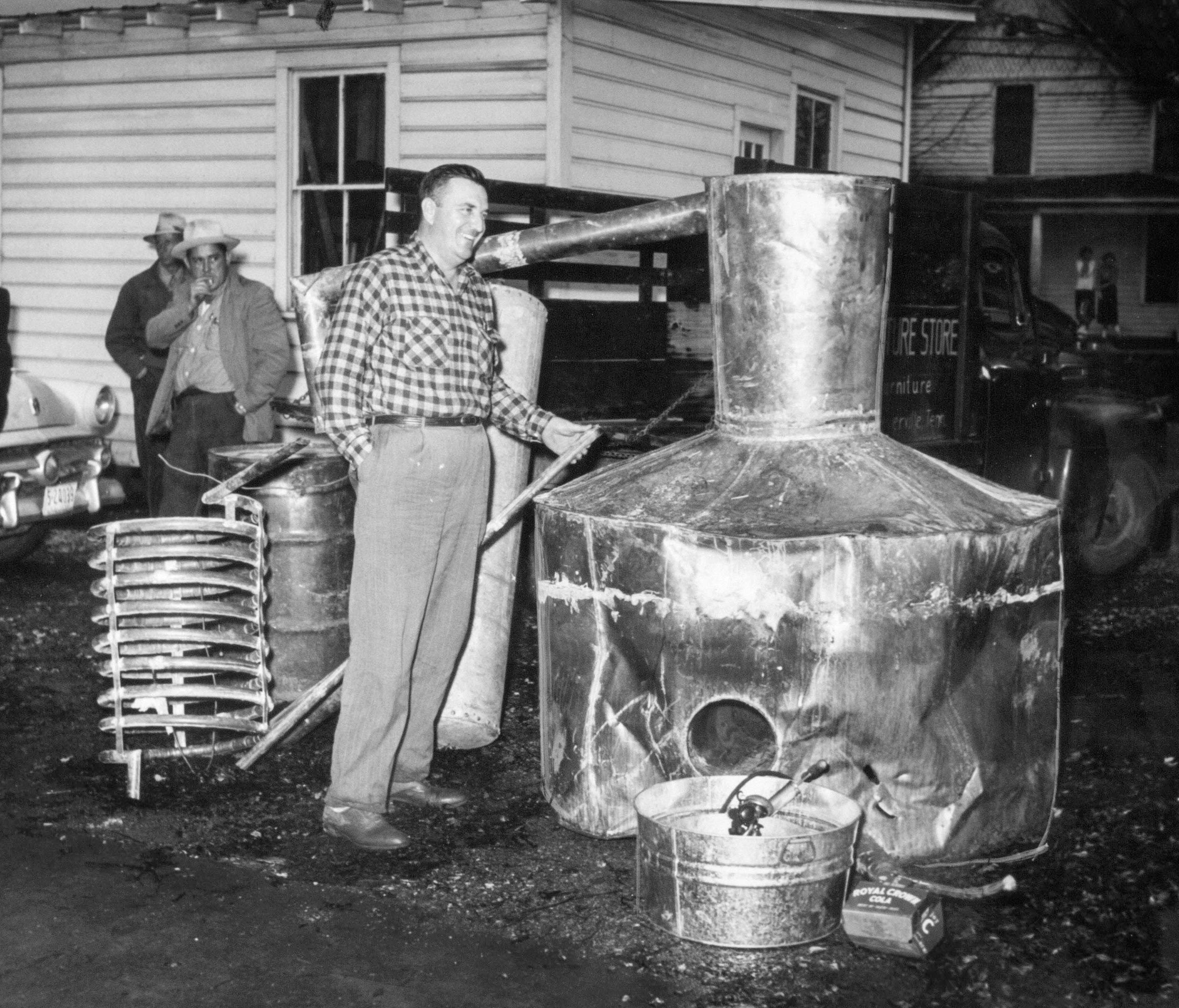 Moonshine Lives In Tennessee - Craft | Knoxville News Sentinel