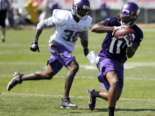 Mike Wallace, Terence Newman