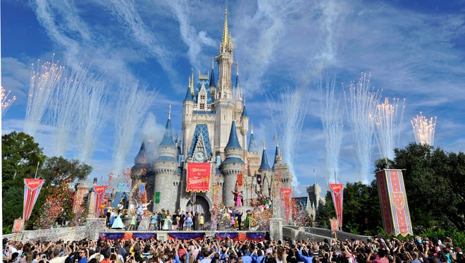 Walt Disney Parks and Resorts Worldwide has properties across the world,.