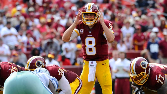QB Kirk Cousins is currently due $24 million from the Redskins in 2017.