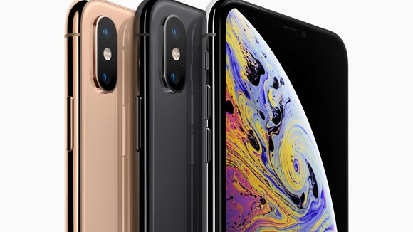 Intel was the sole modem supplier for the iPhone XS.