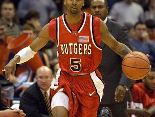 Quincy Douby in 2006
