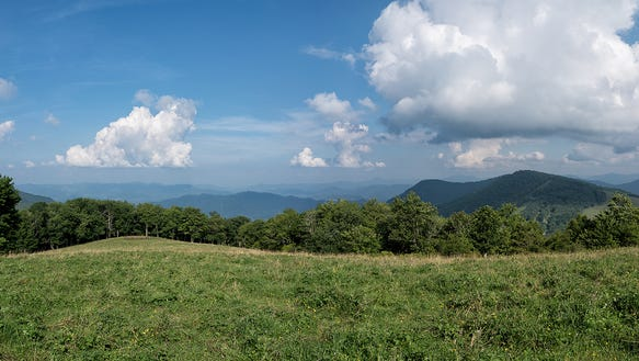 Cataloochee Ranch in Maggie Valley has a 360-degree