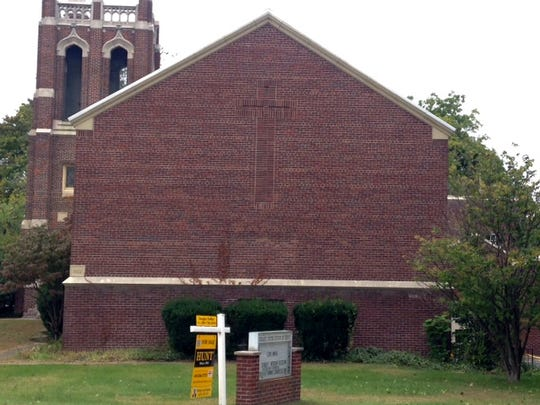 The Durand United Church of Christ at 4225 Culver Road in Irondequoit went up for sale last year.