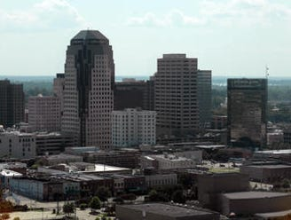 WalletHub: Shreveport is nation's slowest-growing city