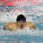 Gallery: Section 4 Class A swimming