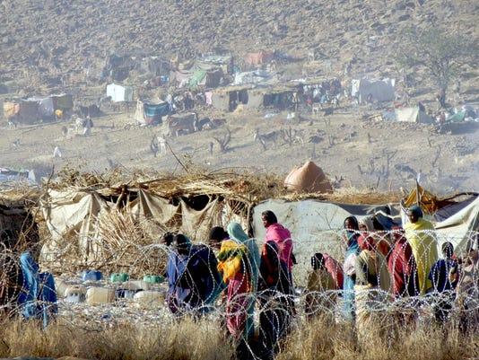 FILES-SUDAN-UNREST-DARFUR-AMNESTY