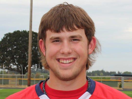 Dylan Arritola, Kennedy baseball
