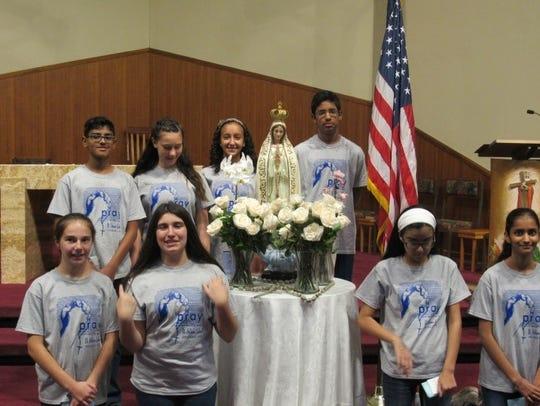 Pray with Us Saint Helena School Edison