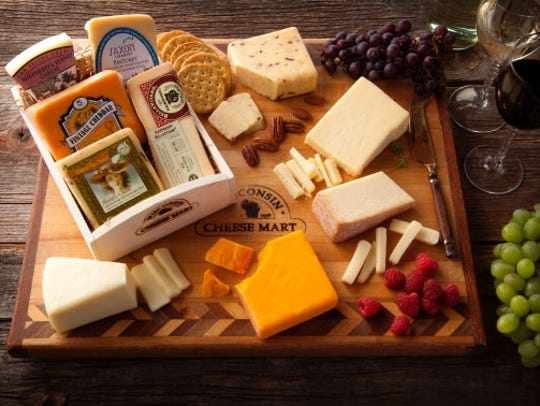 Wisconsin Cheese Mart's Wine Connoisseur Collection