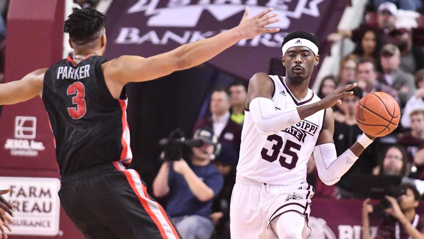 Mississippi State may be without Aric Holman against Texas A&M