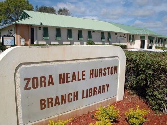 The Zora Neale Hurston branch of the St. Lucie County Library System, 3008 Avenue D, Fort Pierce. SUBMITTED PHOTO