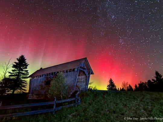 Painted Night Sky