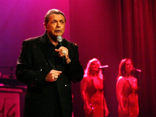 Mickey Gilley is one of the featured artists this weekend at the Hank Williams Festival in Georgiana, Ala.