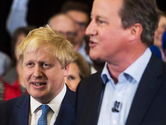 EPA BRITAIN ELECTIONS LONDON MAYOR POL LOCAL AUTHORITIES ELECTIONS GBR