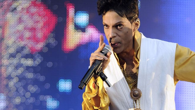 BERTRAND GUAY, AFP/Getty Images Police have confirmed a death at Prince's Paisley Park Studios in suburban Minneapolis.
