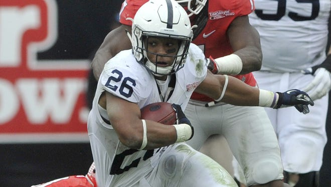 Star tailback Saquon Barkley will be going through his first Penn State spring practice next month. How exactly will that help him?