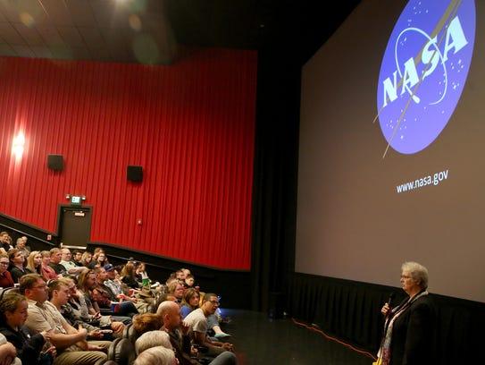 NASA scientist describes preparation for Mars mission