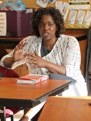 DeAnna Hoskins, Hamilton County's Re-entry Director,