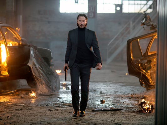AP FILM REVIEW-JOHN WICK A ENT