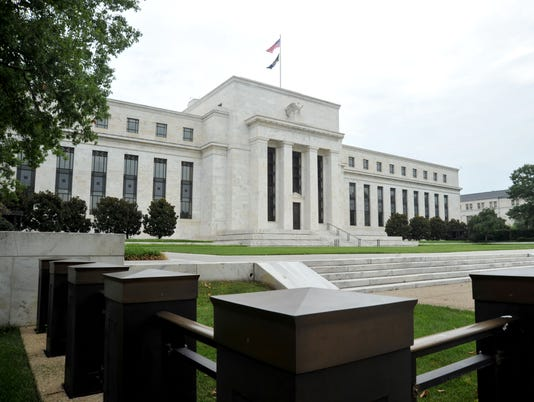 What happens to stocks when a Fed chief exits?