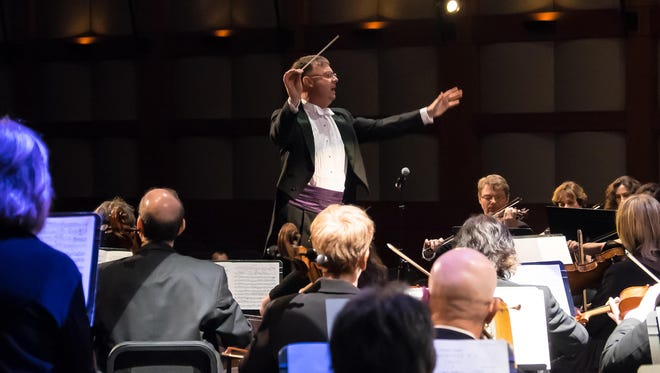 David Wroe is the director of the New Jersey Festival Orchestra.