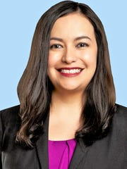 Priscilla Marquez, new president of the Federal Bar Association's El Paso chapter.