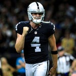 Raiders deserve praise for bucking NFL trend with bold two-point try