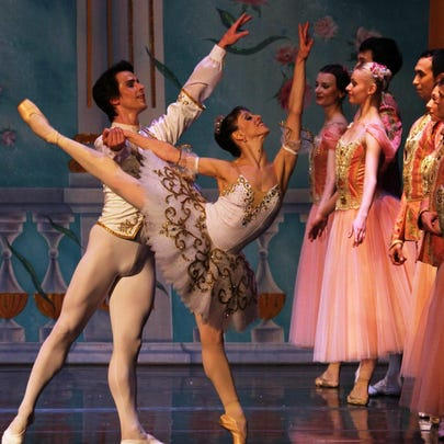 The Moscow Ballet's Great Russian Nutcracker comes